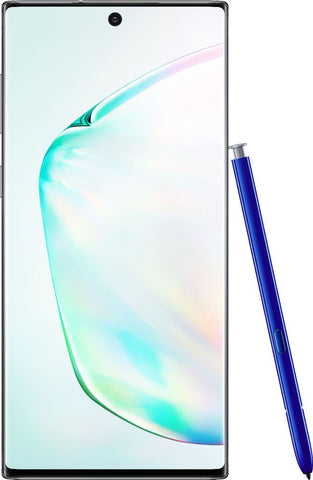 Samsung - Galaxy Note10 with 256GB Memory Cell Phone (Unlocked) - Aura Glow