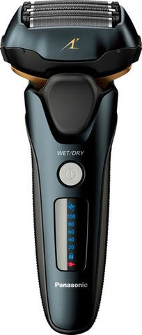 Panasonic - Arc5 Wet/Dry Electric Shaver ES-LV67-K - Matte Black