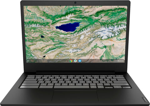 "Lenovo - S340-14 Touch 14""Touch-Screen Chromebook - Intel Celeron - 4GB Memory - 32GB eMMC Flash Memory - Onyx Black"