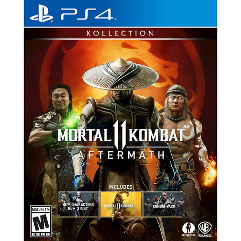 Mortal Kombat 11 Aftermath Kollection - PlayStation 4