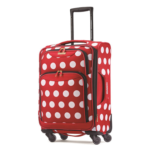 "American Tourister - Disney Minnie Mouse Polka Dot 21"" Spinner"
