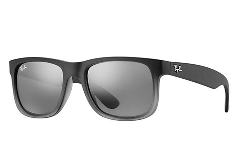 Ray-Ban Justin Classic Grey, RB4165 55mm