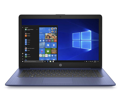 HP Stream 14-cb161wm Laptop Intel Celeron N4000 4GB Memory 32GB eMMC (Refurbished)