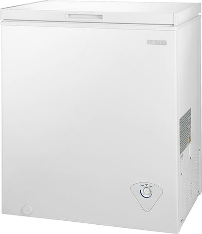 Insignia - 5.0 Cu. Ft. Chest Freezer