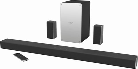 "VIZIO SmartCast 36""5.1Channel Soundbar System with 5""Wireless Subwoofer and Digital Amplifier Black"