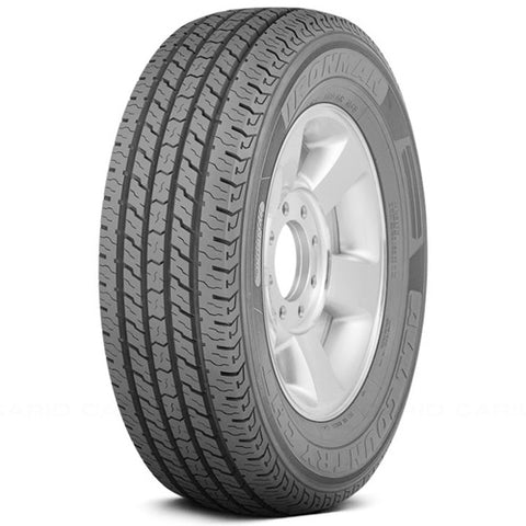 Ironman All Country Cht Lt235/80R17 120R BSW All-Season Tire