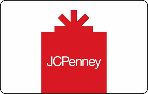 JCPenney eCertificate $100