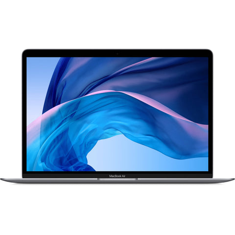 "Apple - MacBook Air 13.3"" Laptop with Touch ID - Intel Core i3 - 8GB Memory - 256GB Solid State Drive (Early 2020) - Space Gray"