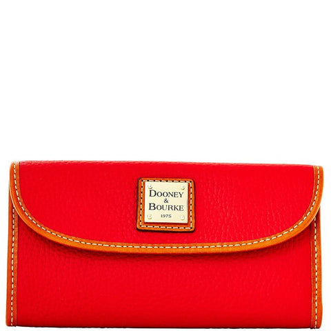 Dooney & Bourke Pebble Grain Continental