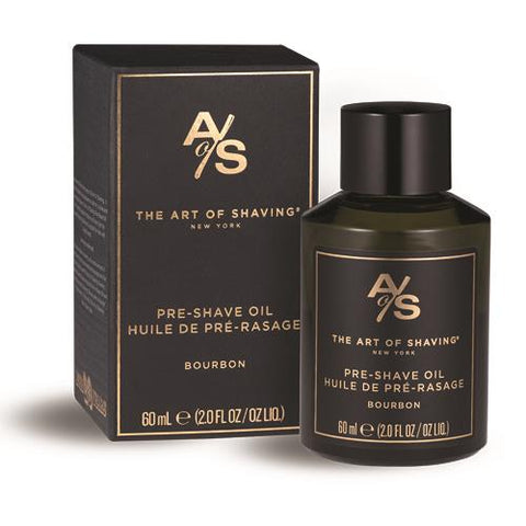 The Art of Shaving Pre-Shave Oil - Bourbon - 2 oz