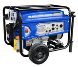 Green Power 5000 Watts Gas Generator - 50 States CARB Approved