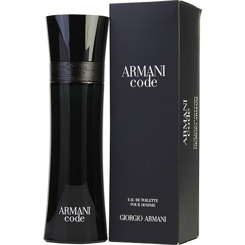 Armani Code By Giorgio Armani EDT Spray 4.2 Oz