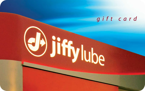 Jiffy Lube® eGift Card $100