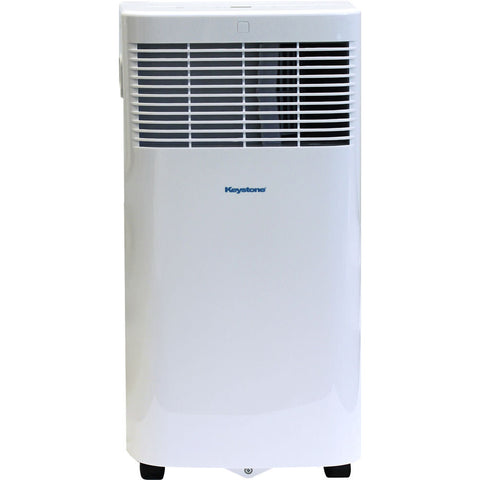 "Keystone KSTAP06D 115V Portable Air Conditioner with ""Follow Me"" Remote Control for Rooms up to 50-Sq. Ft."