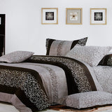 Blancho Bedding - Charming Garret Luxury 4PC Bed In A Bag Combo 300GSM - Twin Size