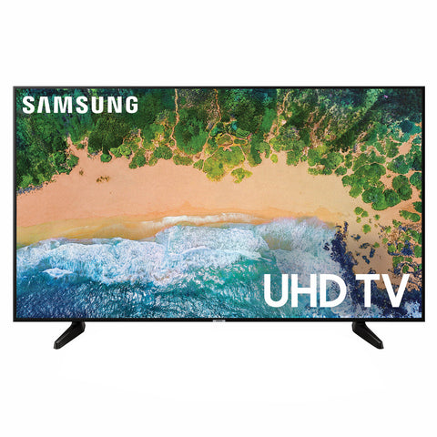 Samsung 55 in. 4K Ultra HD Smart LED TV? (Refurbished)