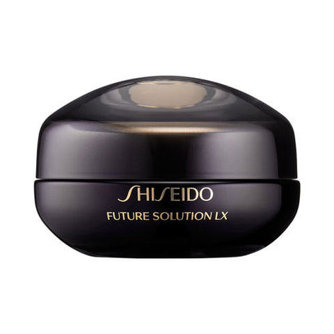 Shiseido Future Solution LX Eye & Lip Contour Regenerating Cream 0.61oz/17ml