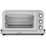 Cuisinart Counter Pro Convection Toaster Oven Broiler in Stainless Steel
