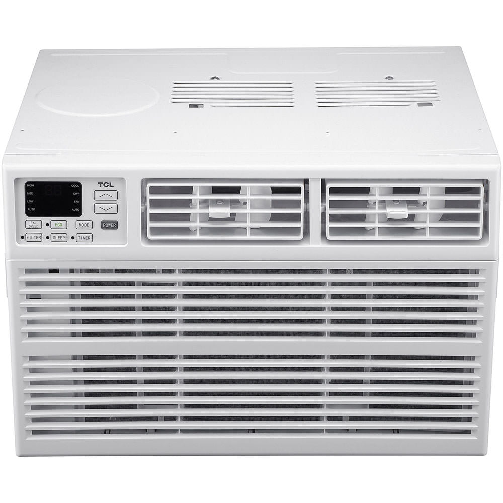 TCL Energy Star 6,000 BTU 115V Window-Mounted Air Conditioner with ...