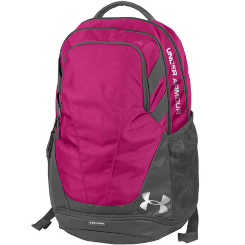 Under Armour Hustle 3.0 Backpack - Tropic Pink