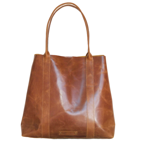 Boho Shinny Simple Tote