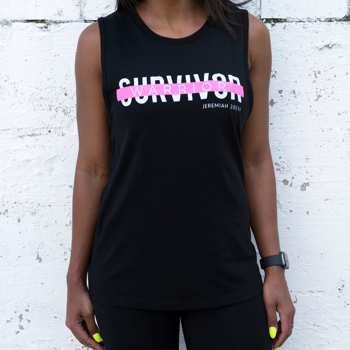 Breast Cancer Warrior Tank