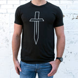 Sword of the Spirit Short Sleeve Unisex Tee