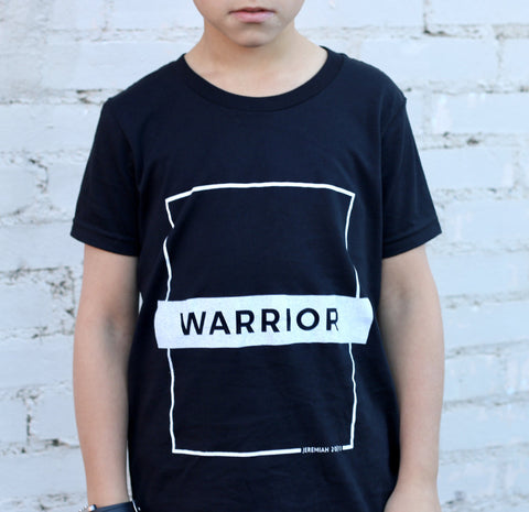 Warrior Youth Tee
