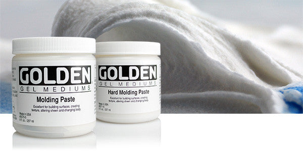 Golden Gels & Mediums