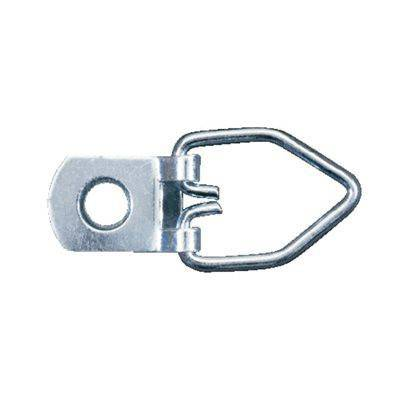 Narrow Strap Hanger Single Hole. Pack of 100