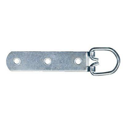 Wide Strap Hanger Triple Hole. Pack of 100
