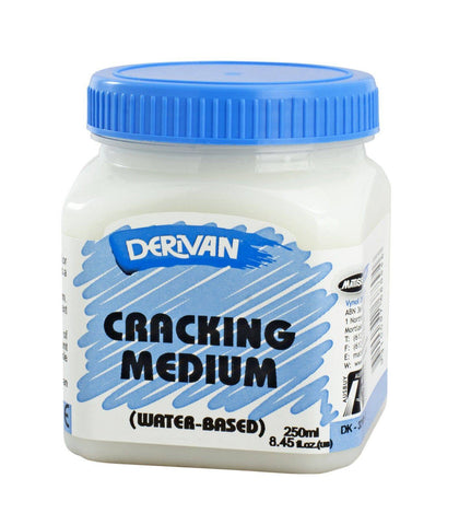 Derivan Water-Based Cracking Medium