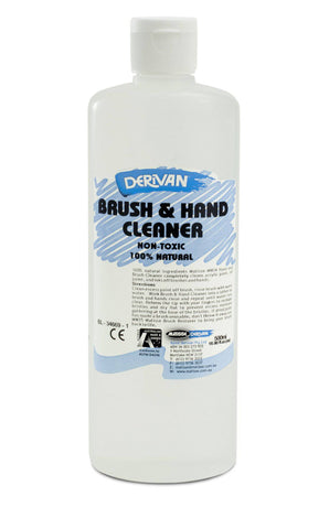Derivan Brush & Hand Cleaner 500ml