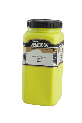 Matisse Structure Artist Acrylic Paint 500ml