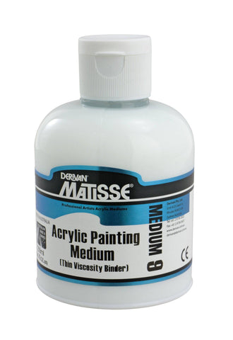 Matisse Artist Acrylic Painting Medium