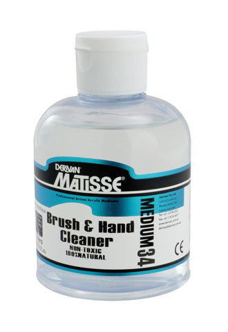 Matisse Artist Brush & Hand Cleaner