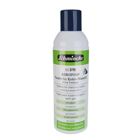 Schmincke Fixative Spray for Charcoal & Pencil