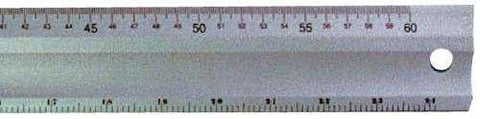 Aluminium Rule Ruler Mornsun