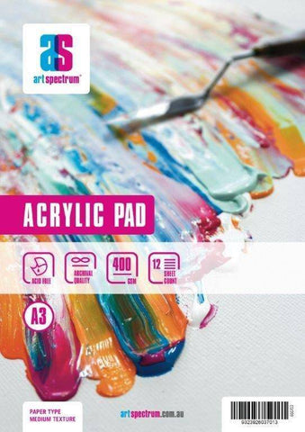 Art Spectrum Acrylic Pad