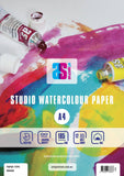 Art Spectrum STUDIO Watercolour Pads ROUGH