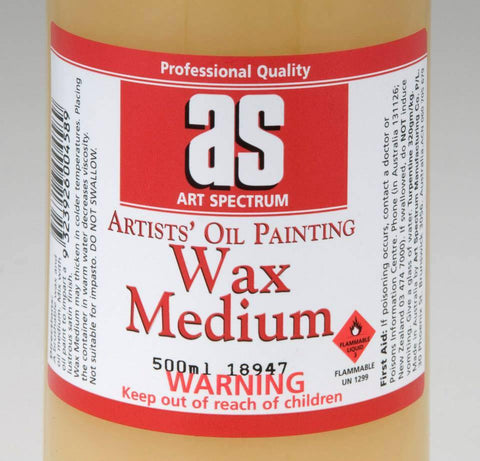 Art Spectrum Wax Medium