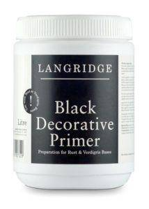 Black Decorative Primer