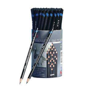 Derwent Graphite Watersoluble Pencils