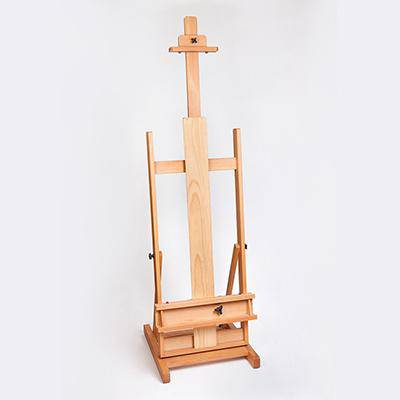 Heavy Duty H Framed Studio Easel