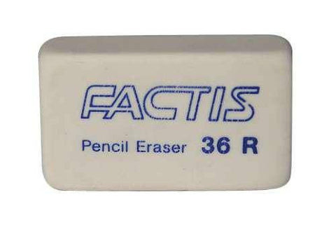 Factis Soft Pencil Eraser 36R