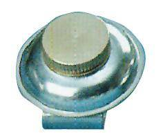 SINGLE METAL DIPPER WITH SCREW TOP 40MM