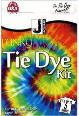 Jaquard iDye Poly Dyes Funky Groove Tie Dye Kit