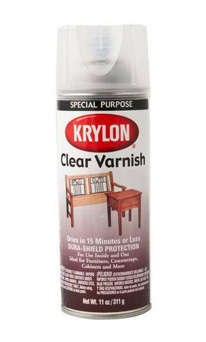 Krylon Varnish Spray