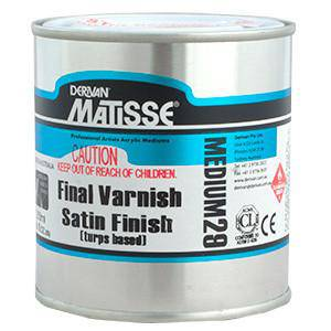 Matisse Artist Final Satin Finish