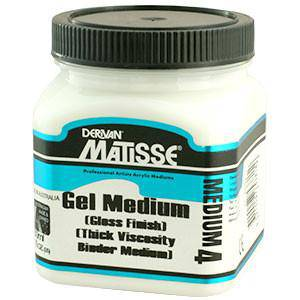 Matisse Artist Gel Medium Gloss Finish